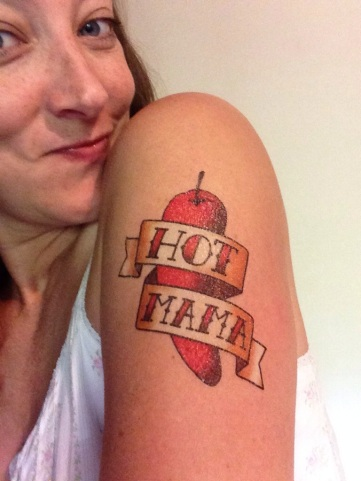 hot mama tattoo